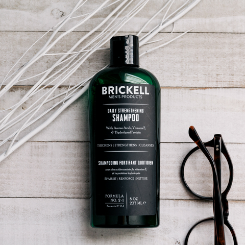 natural and organic shampoo for men
