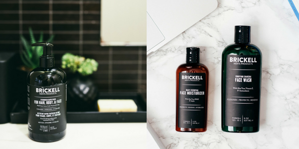 Why A Simple Approach to Men's Grooming Is Best