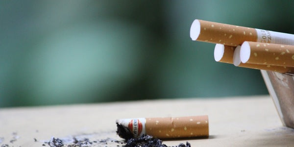 The Effects of Smoking on Men's Skincare