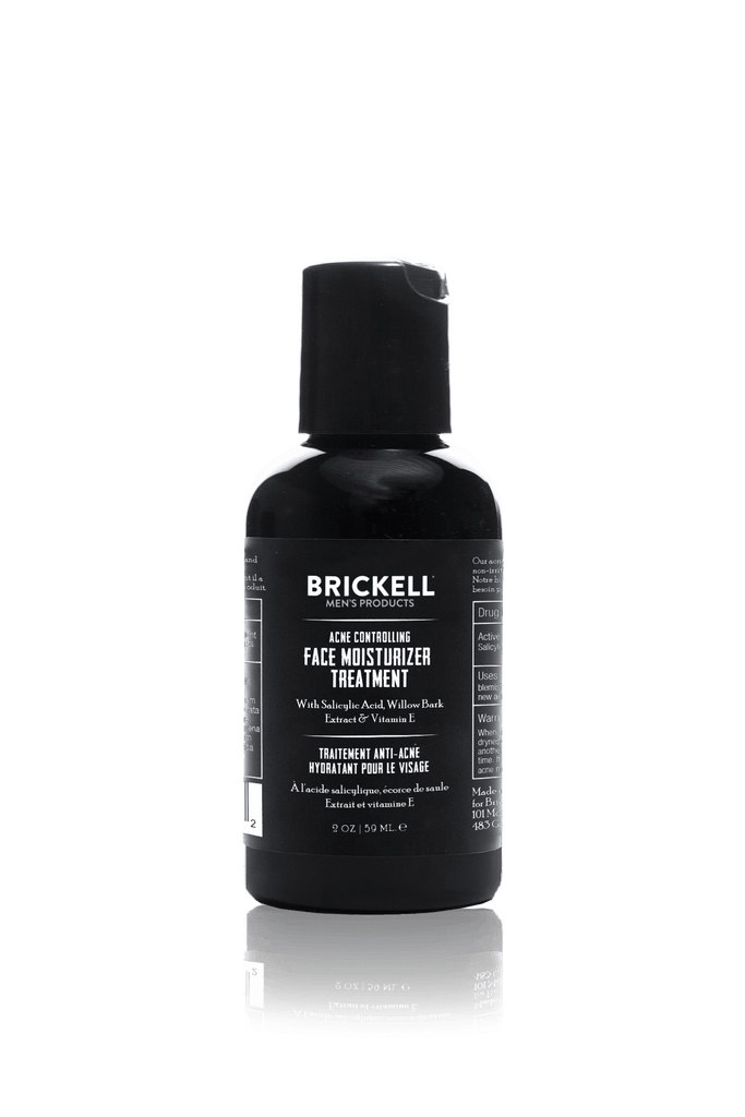 best men's acne face moisturizer with salicylic acid