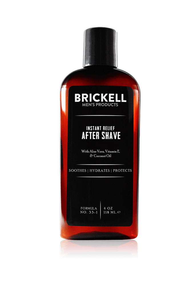 The Aftershave for men | Brickell Men's Products