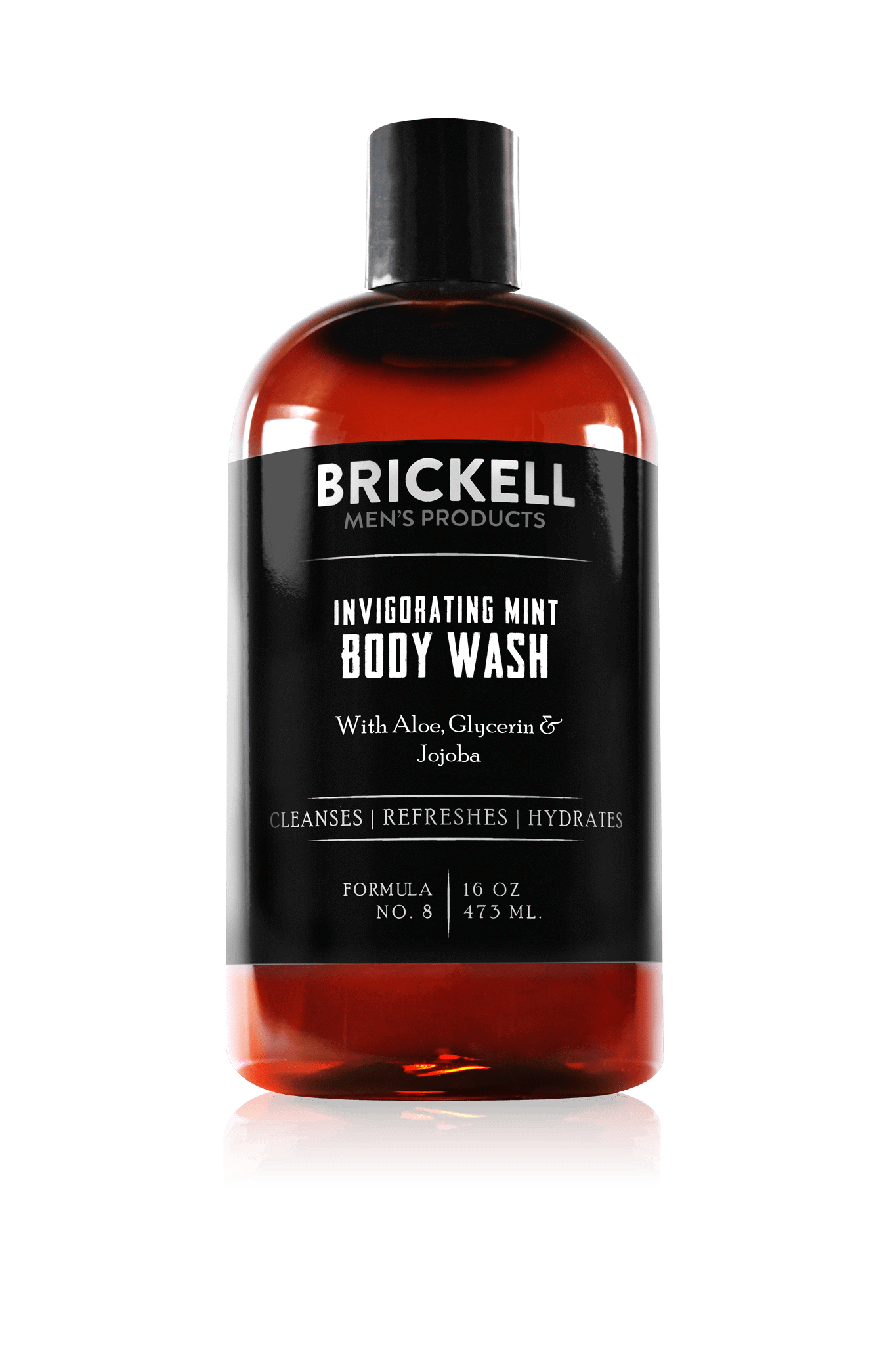 The Best All Natural Body Wash For Men Brickell Men S Products