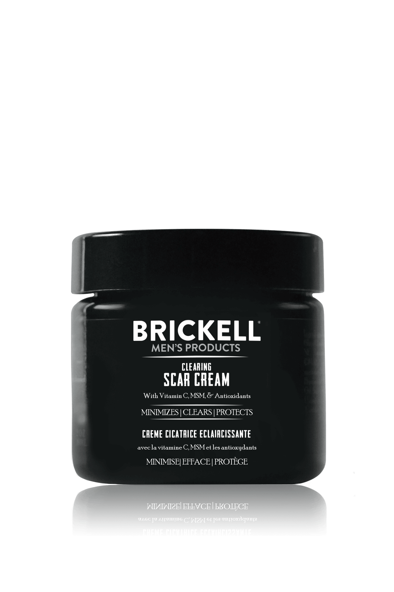 Best Natural Clearing Scar Cream For Men Brickell Men S Products