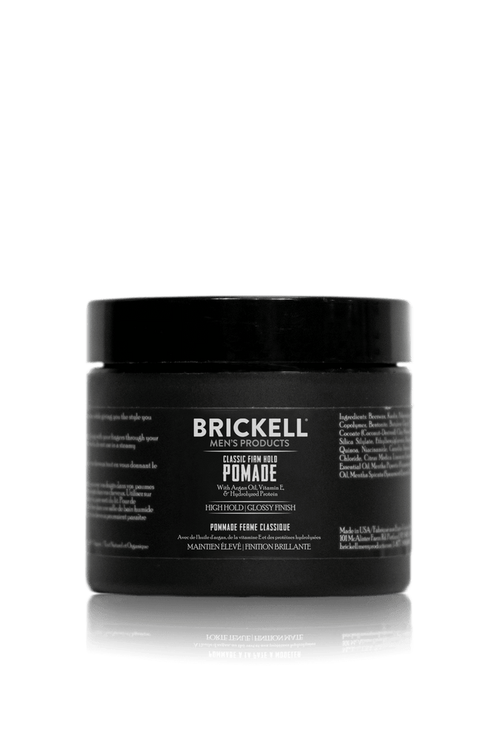 Best smelling pomade for men with firm hold and high shine