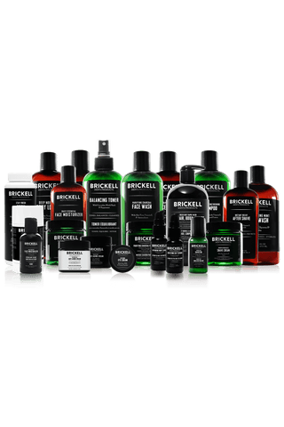 Complete Collection Men's Skincare & Grooming Set