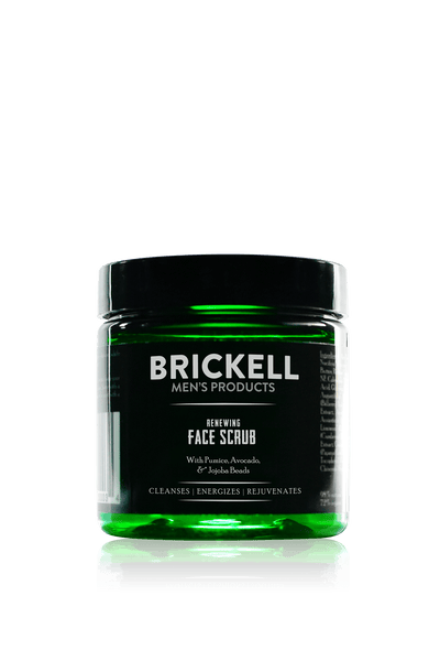 Best Natural Face Scrub For Men Brickell Men S Products