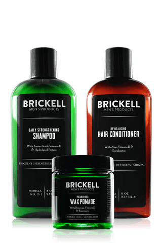 Complete Men's Hair Care Routine