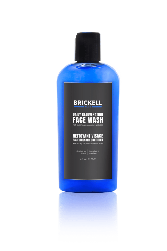 Daily Rejuvenating Face Wash