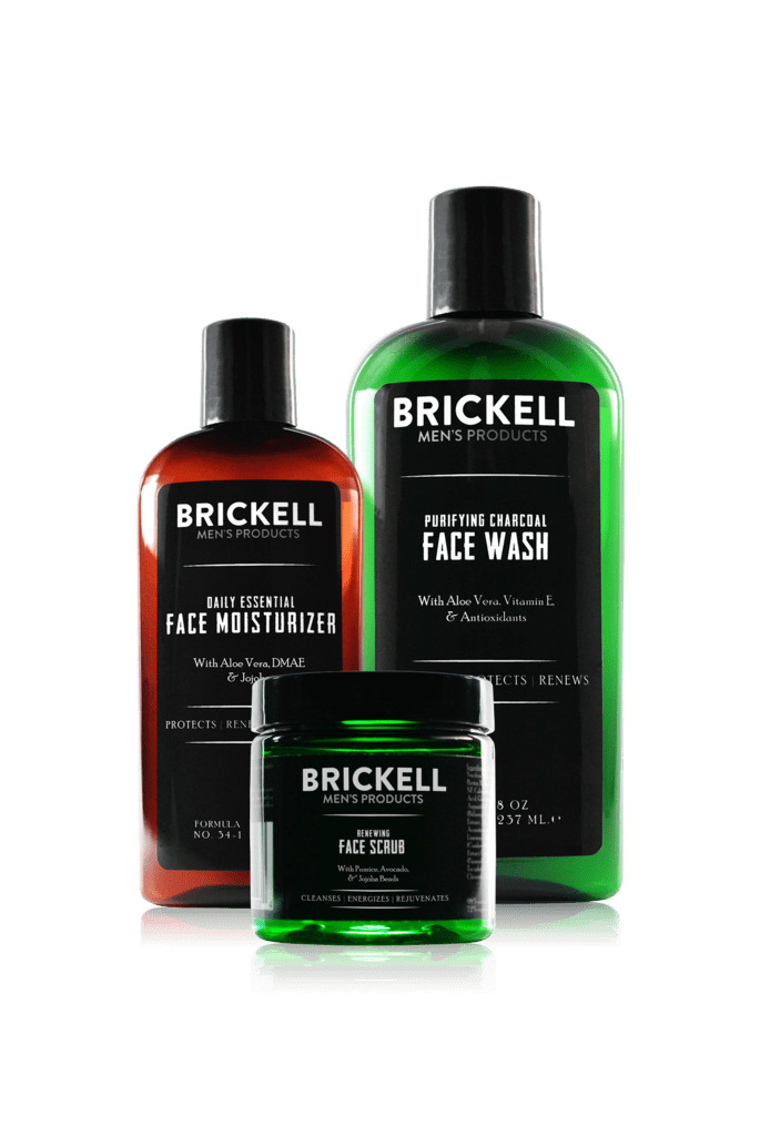 Men's Daily Advanced Face Care Routine II