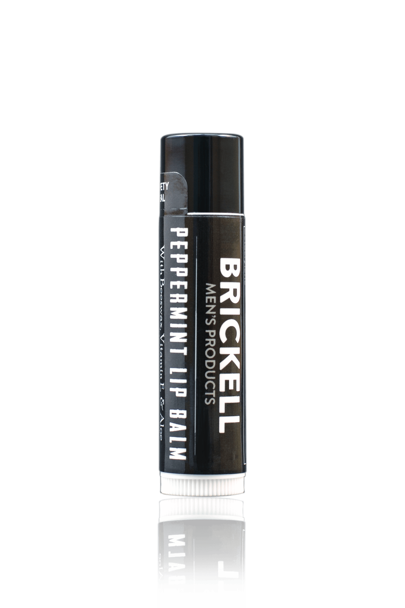 the best natural organic lip balm for men chapstick brickell mens