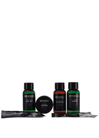 Brickell Men's Free Starter Kits