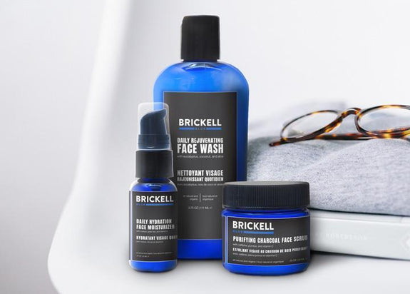 Sign Up and Get 30% Off Your First Brickell Blue Routine - Dicount code received via Email