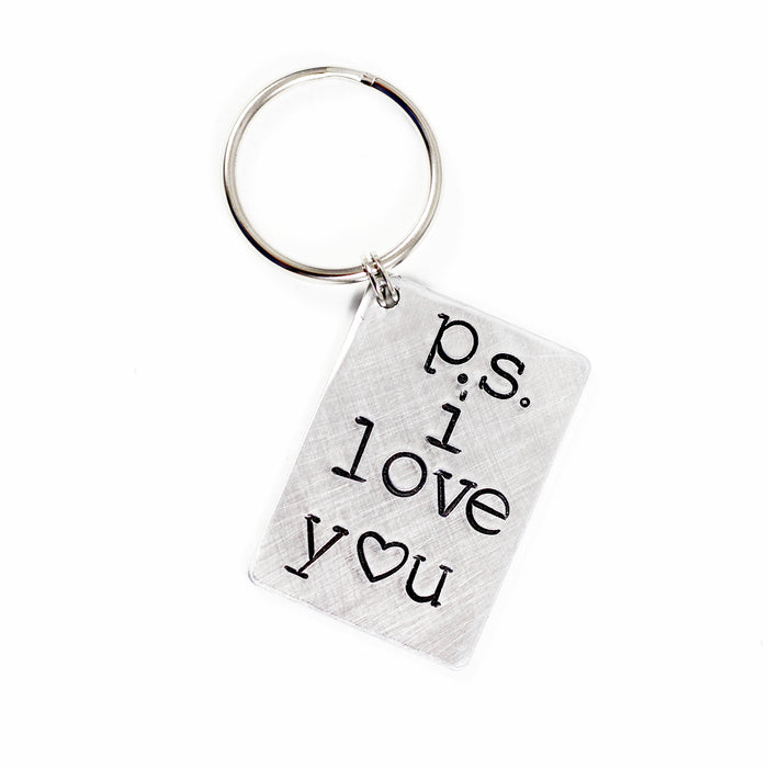 P.S. I Love You Key Chain