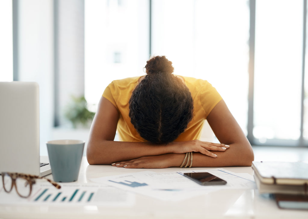 4 Holistic Tips to Beat Burnout