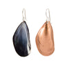 Maine Mussel Shell Dangle Earrings