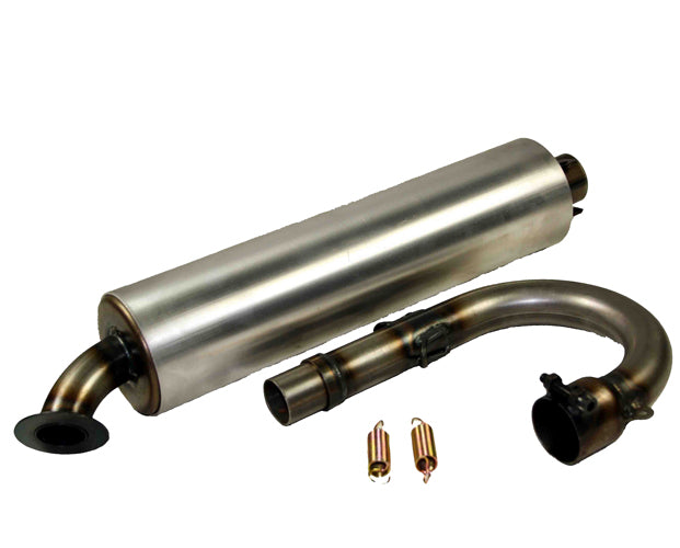 "3"" x 12"" TAG AUXILIARY SILENCER KIT."
