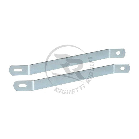 Upper Support Double for Front Panel, L. 24cm