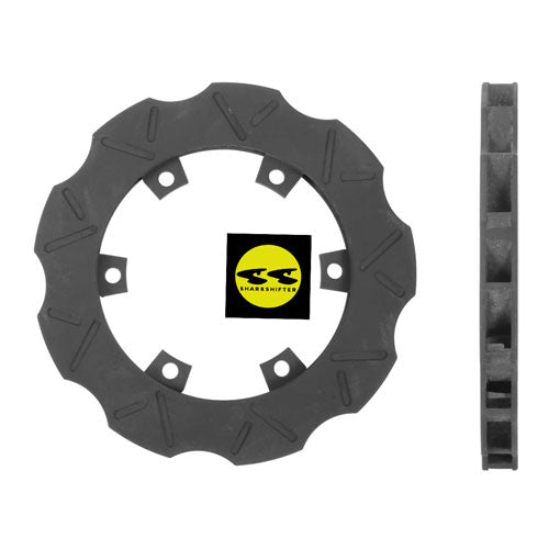 MA 20 Rear Floating Self-Ventilated Brake Rotor