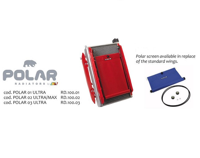 KG Polar Radiator Cover