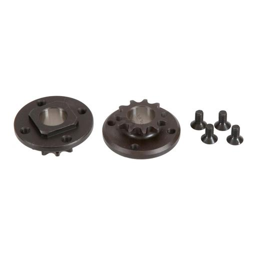 IAME X30 /MY09/ MINI SWIFT SPROCKET WITH SCREWS 10-16 TOOTH Aftermarket