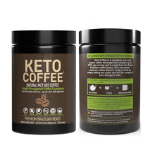Load image into Gallery viewer, KETO COFFEE- $20   ***Buy 2 Get Free Mrsz.Tina Beauty T-Shirt