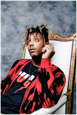 JUICE WRLD - Custom Debuts