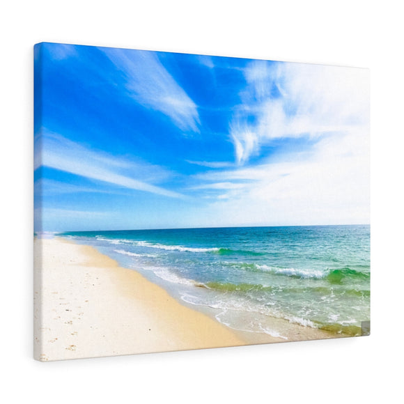 Beach Canvas Giclée 24