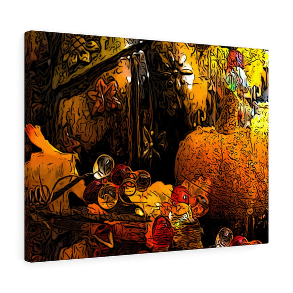 Fall Harvest Canvas Giclée 24
