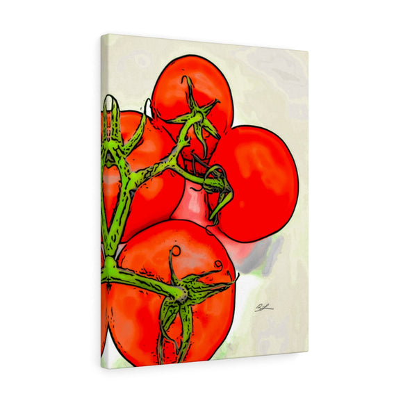 Tomatoes Canvas Artwork 18