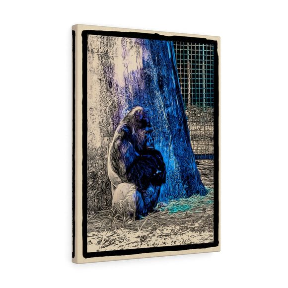 Silverback Canvas Wall Art 18
