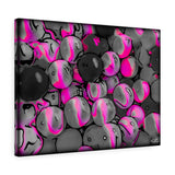 "Gumballs Canvas Giclée 24"" x 18"" Gallery Wrapped Print"