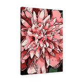 "Marigold Giclée Canvas 18"" x 24"" Gallery Wrapped Canvas"