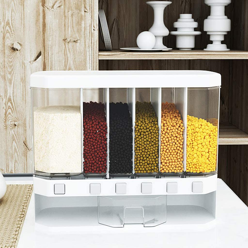 12Kg Food Storage For Home & Kitchen