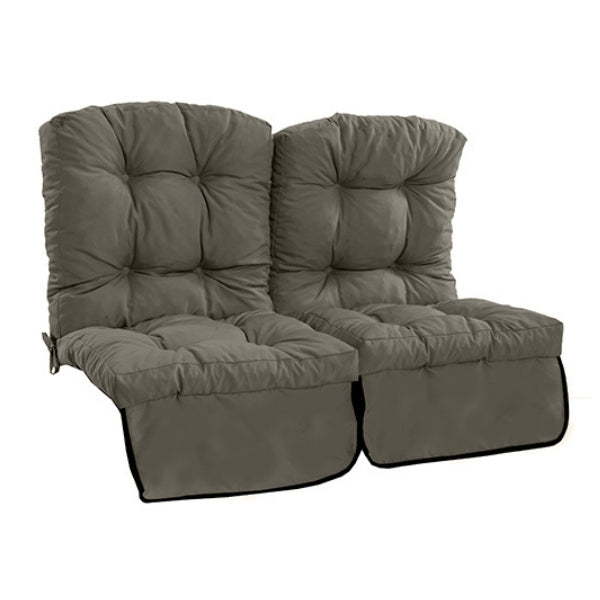 Tufted 2 Seater