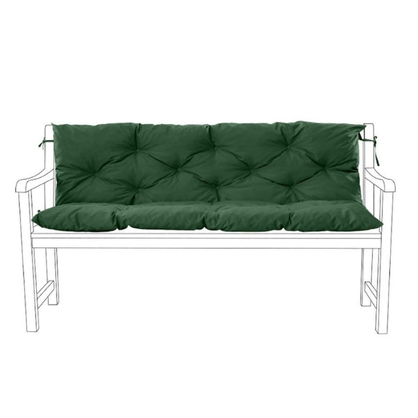 Tufted Seat & Back 150cm x 100cm