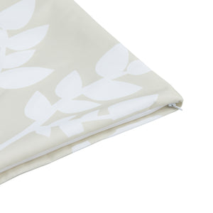 "18"" Cushion Cover Bloom Almond"