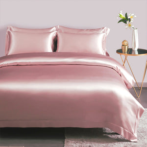 Duvet Cover Set 4PCs - 22mm - Queen
