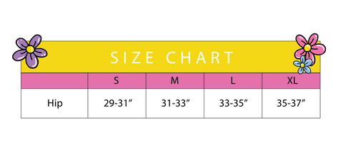 Shorts Size Guide