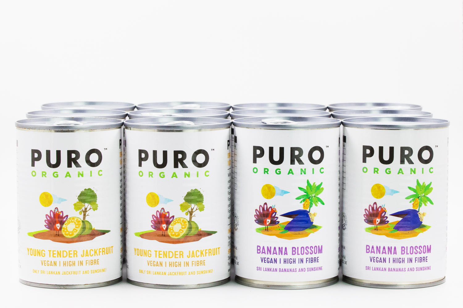 PURO Organic Meat Alternatives Range Bundle