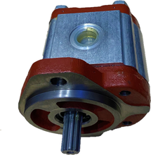 Load image into Gallery viewer, Gear Pump Salami 2PE16S-G52S2, Group 2, SAE A Z9, 16 cc, GAS ports, CCW