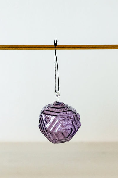 Hand Made Borosilicate Glass Ornament