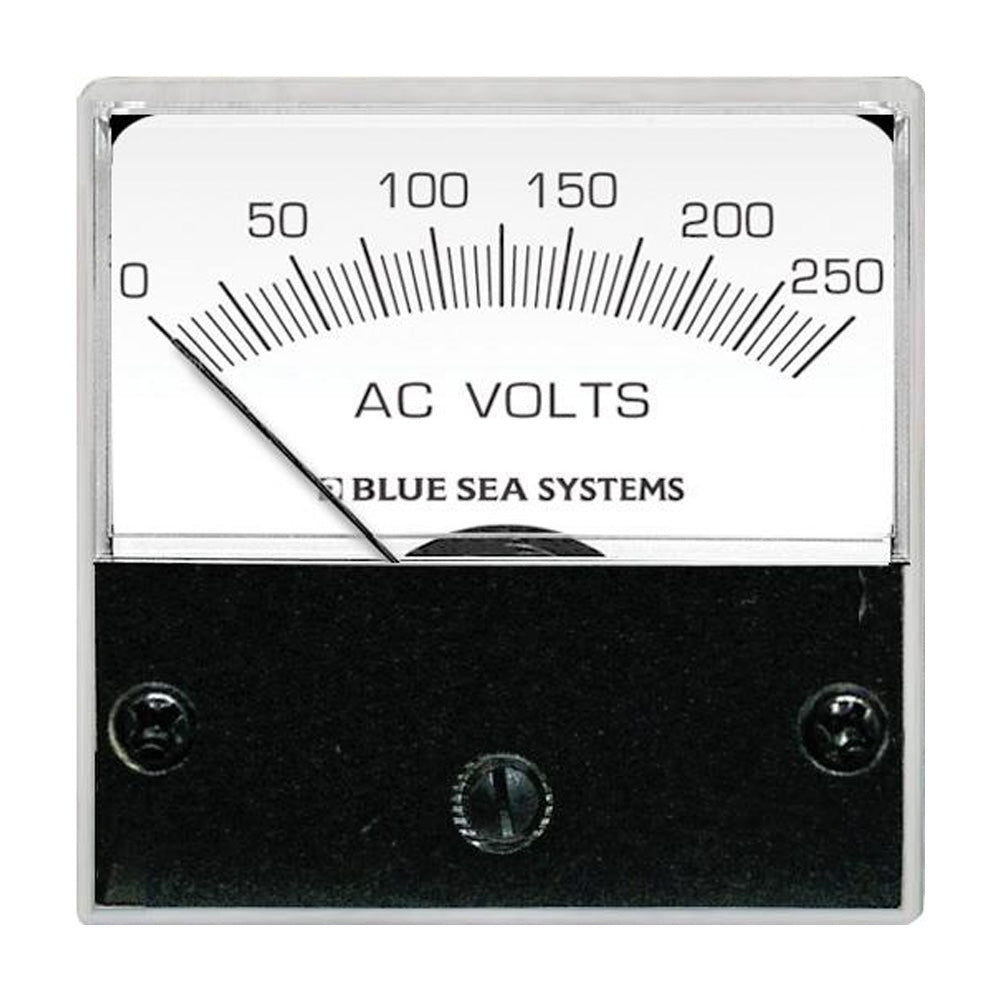 Blue Sea 8245 AC Analog Micro Voltmeter - 2