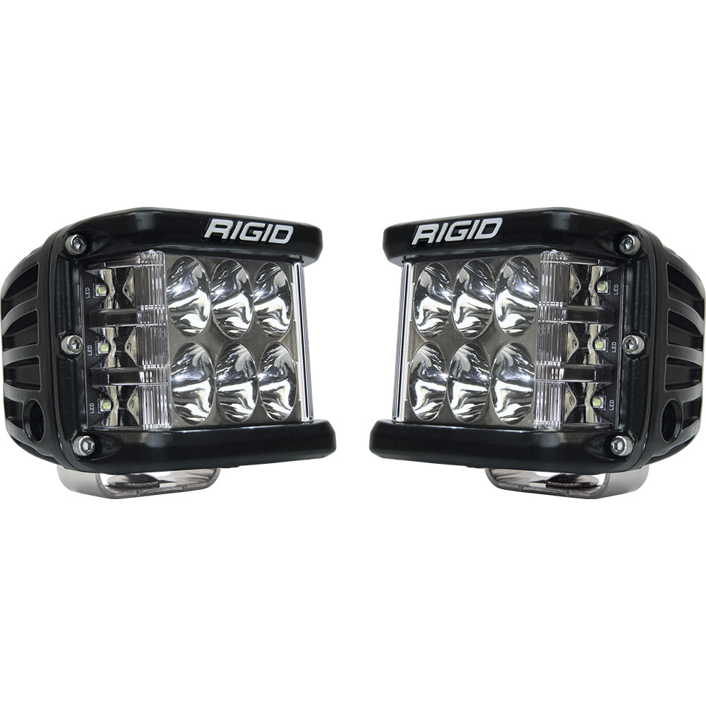 RIGID Industries D-SS Series PRO Driving Surface Mount - Pair - Black [262313]
