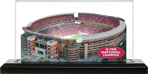 Alabama Crimson Tide - Bryant Denny Stadium - National Champions