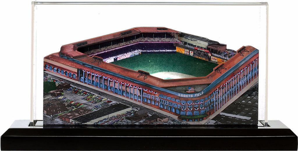 Brooklyn Dodgers -  Ebbets Field (1913 - 1957)