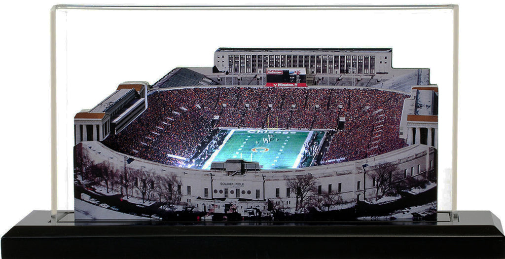 Chicago Bears - Soldier Field (1971 to 2001)