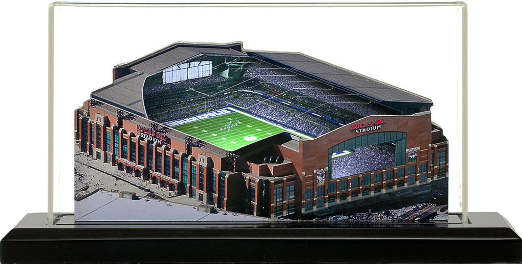 Indianapolis Colts -  Lucas Oil Stadium