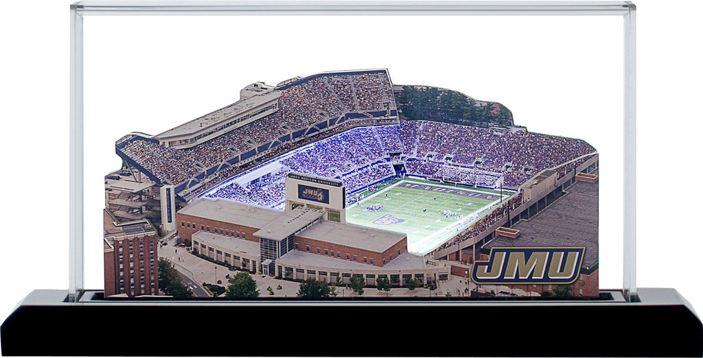 James Madison Dukes - Bridgeforth Stadium