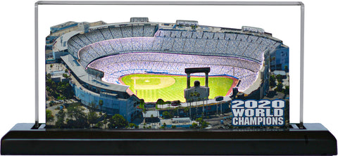 Los Angeles Dodgers - Dodger Stadium World Champions