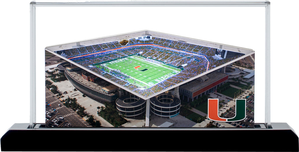 Miami Hurricanes - Hard Rock Stadium